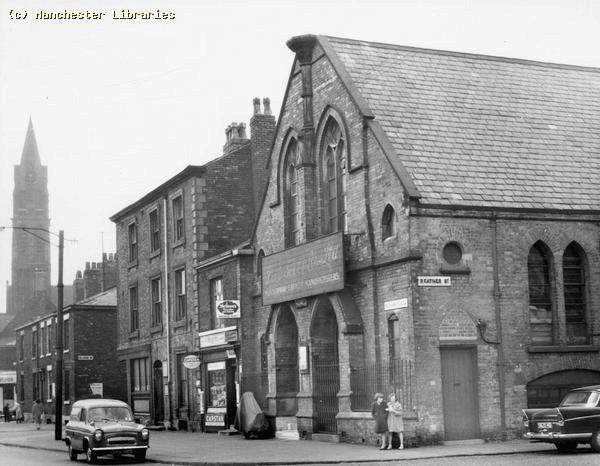 St Casimir's church Oldham Road and Reather St